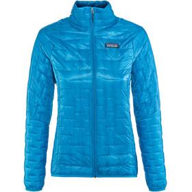 Patagonia W's Micro Puff Jacket Lapiz Blue